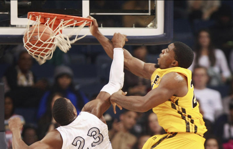 Southern Miss downs Old Dominion 75-60