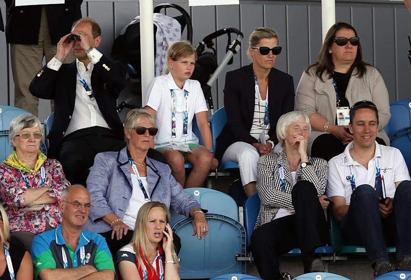 Commonwealth Games get royal audience