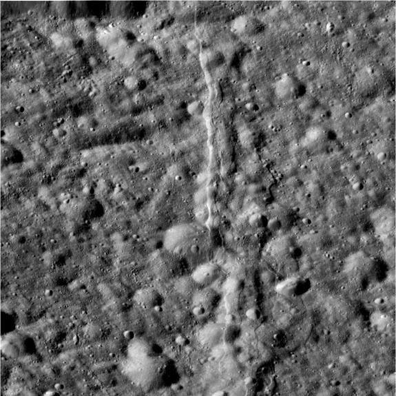 The camera was pointing toward Dione at approximately 8,416 kilometers away, and the image was taken using the CL1 and CL2 filters. This image has not been validated or calibrated. A validated/calibrated image will be archived with the NASA Pla