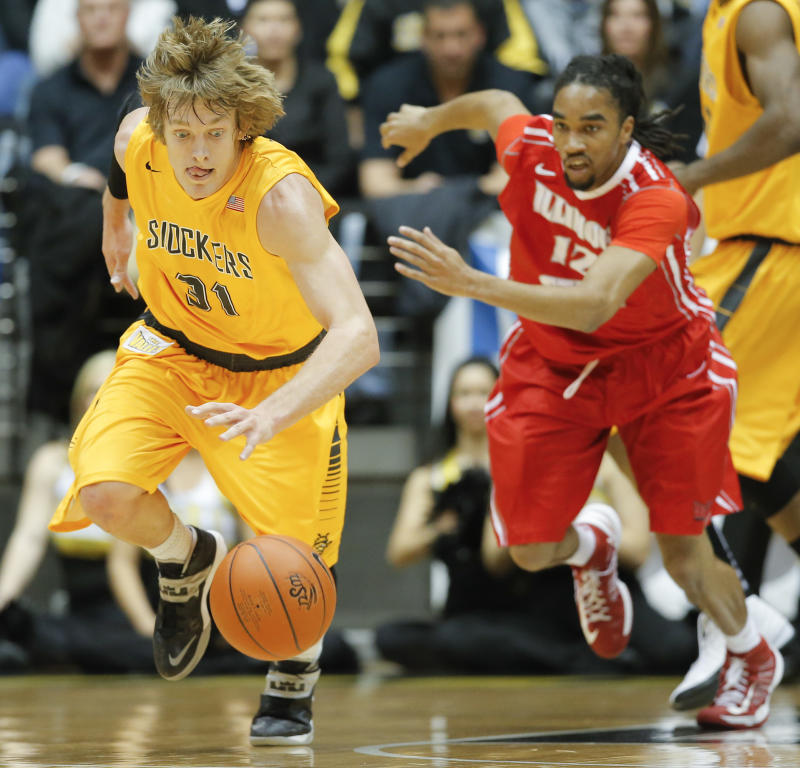 No. 6 Wichita St shuts down Illinois State, 66-47