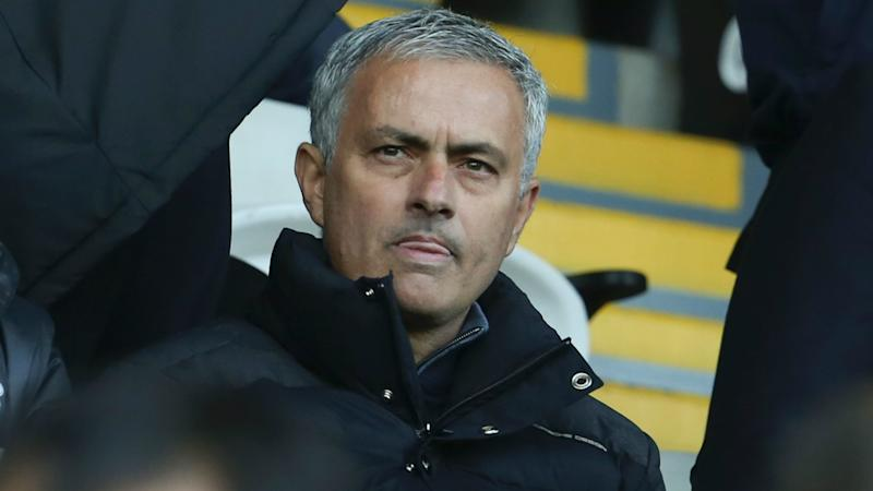 Great Personality - Jose Mourinho Salutes Makeshift Backline