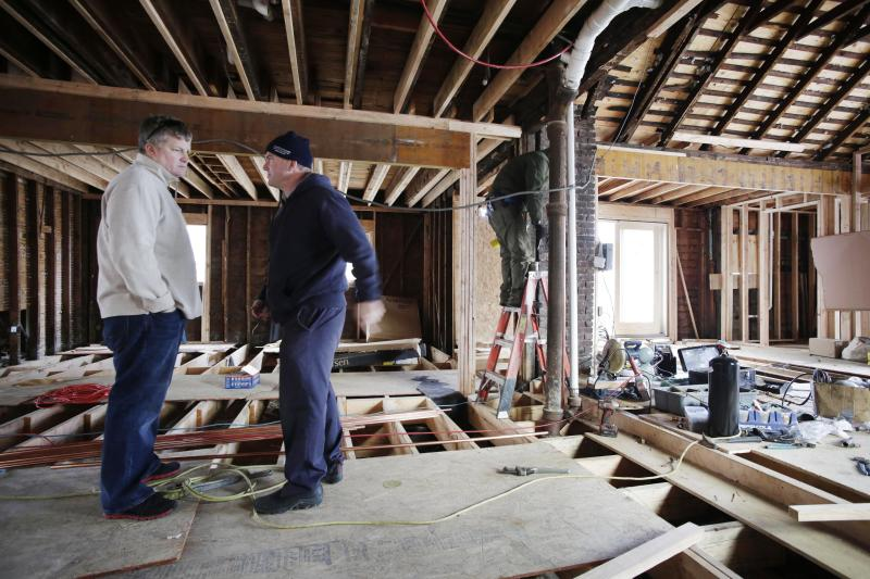 Money from Sandy relief concert being put to work