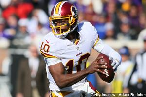 Dose: As The Redskins Turn