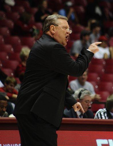 Alabama rides Lacey to 80-49 win over West Alabama