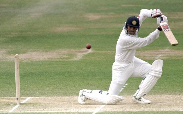 He scored 95 on his Test debut against England at Lord's in June 1996. Dravid had replaced the injured Sanjay Manjrekar for the second Test of the series, and held his position even when the latter returned for the third Test.