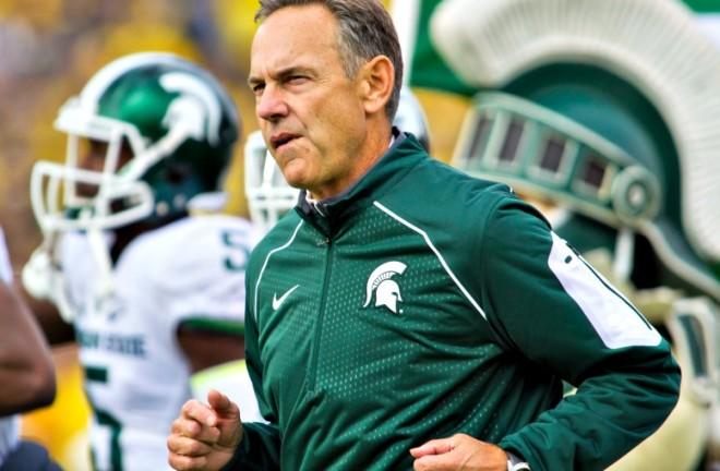 Dantonio says MSU 'extremely concerned' about allegations