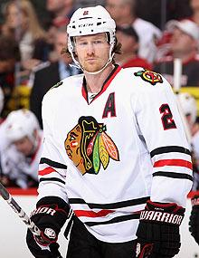 Chicago Blackhawks' Duncan Keith gets five-game suspension: NHL walks line on eve of playoffs