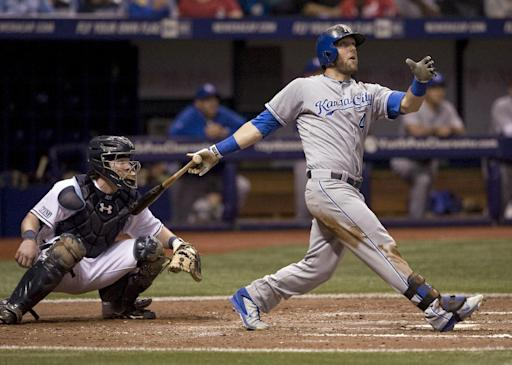 Royals' Gordon to miss All-Star game with injury