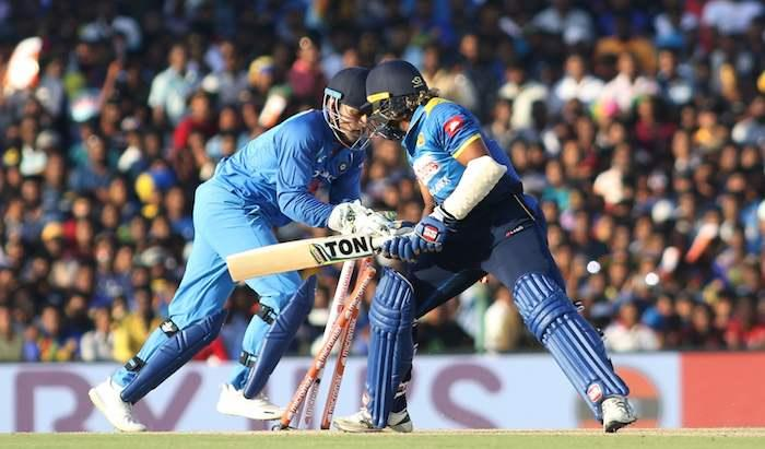 Rohit, MSD help India seal series