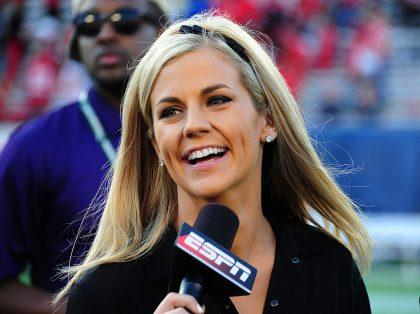 Samantha Ponder leaving College GameDay for National Football League gig