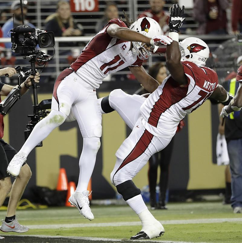 Cardinals, Niners look to bounce back from slow starts