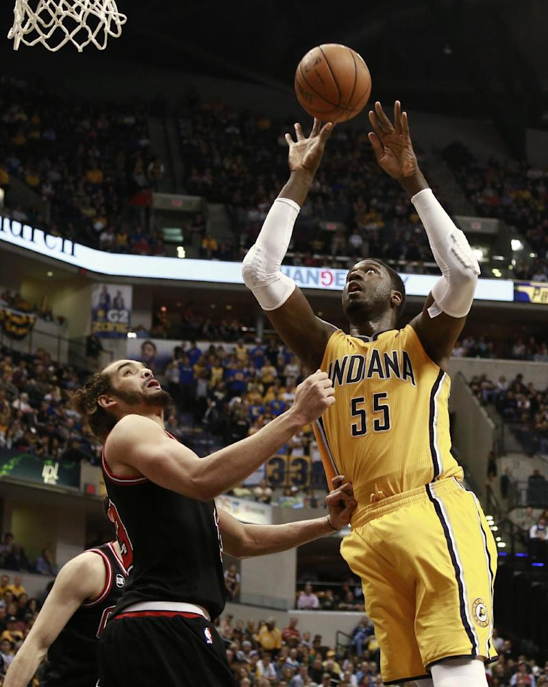 Heat, Pacers stumble into Wednesday's matchup