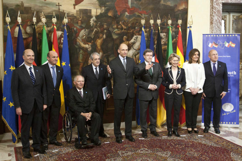 Europe seeks ways to ease youth unemployment