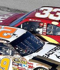 Harvick wins even though he loses