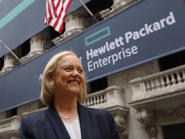 Hewlett Packard Enterprise picks up SGI for $275 million