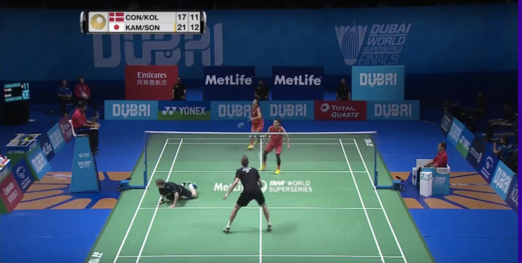 Must-see sports moments of the week: Jaw-dropping badminton rally