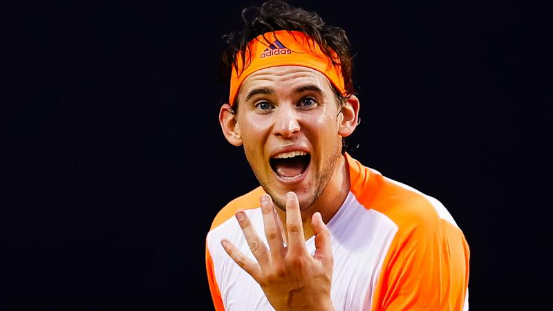 Thiem too good for Carreno Busta as he wins Rio Open