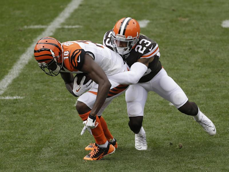 Browns developing dominant defense