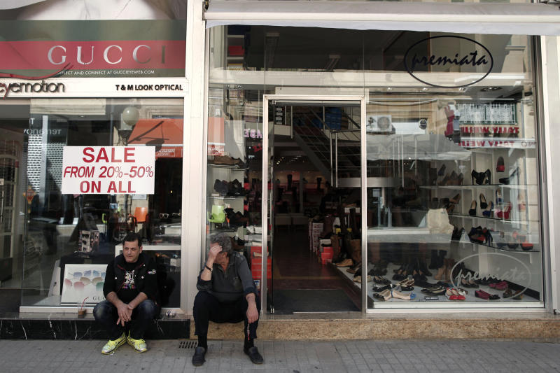 Bank closure leaves Cyprus businesses high and dry