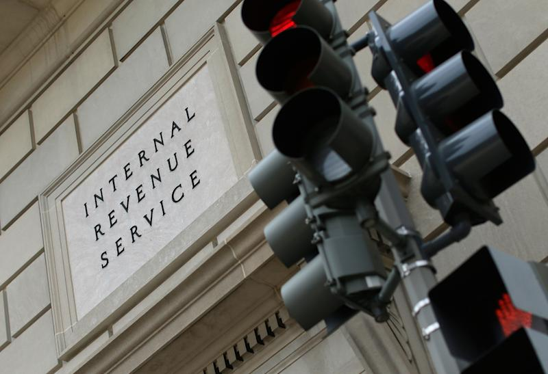 Sequestration Forces Closure Of IRS For The Day