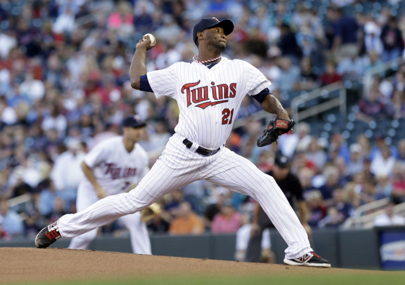 McAllister bounces back, leads Indians over Twins