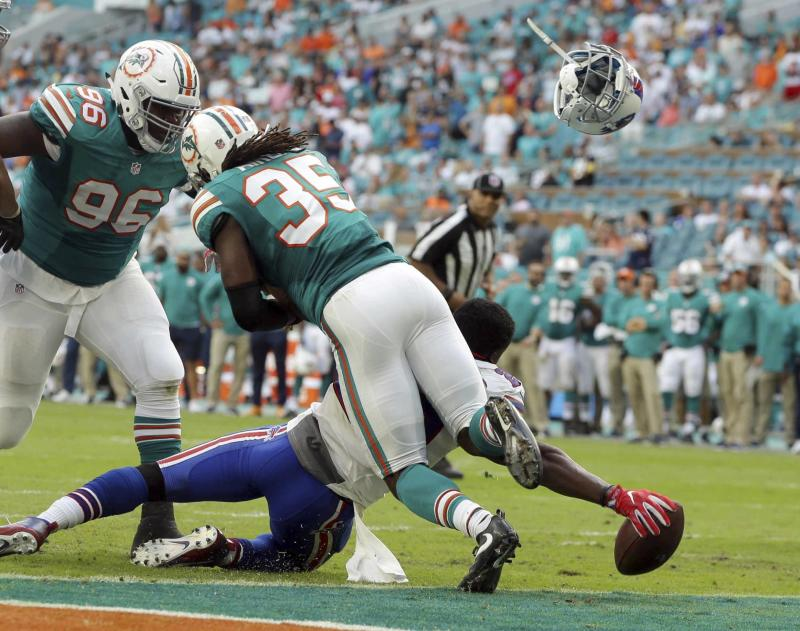 Dolphins defensive tackle Leon Orr arrested in Collier County