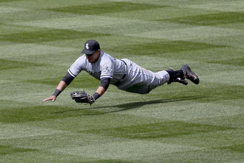 White Sox OF Garcia to miss rest of season