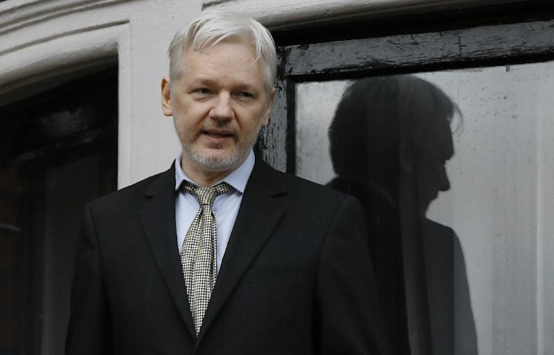 Assange agrees to take DNA test over rape allegations