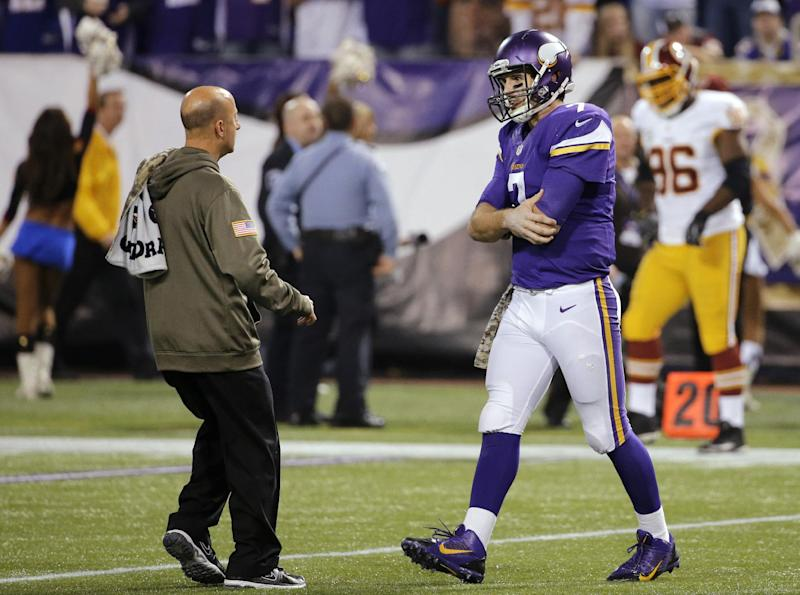 Ponder feels ready to play against Seahawks