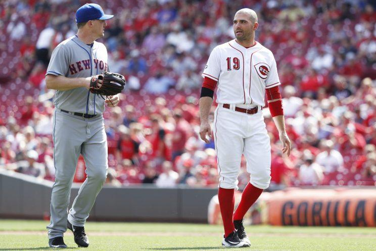 Mets 6, Reds 3 | Same old story