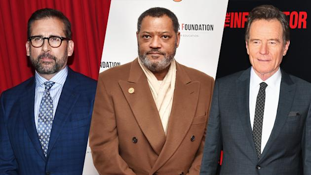 Bryan Cranston and Steve Carell set for The Last Flag Flying