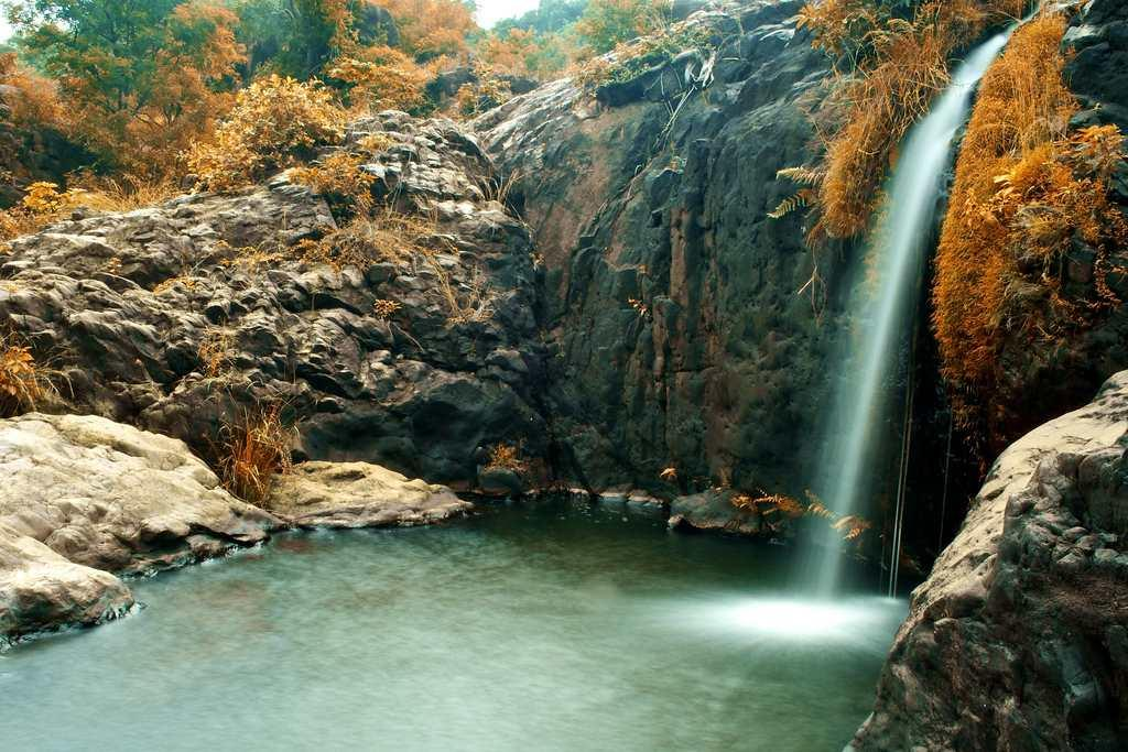 """The picturesque Agasthiyar Falls in Tirunelveli district of Tamilnadu. The falls are located about 4 km from the famous Papanasam Shiva temple. <br><br>By <a target=""""_blank"""" href=""""http://www.flickr.com/photos/exploring_india/"""">Exploring India</a> <br>"""