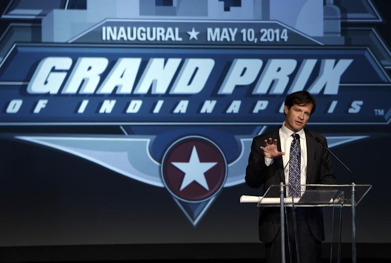 Indy officials announce details of new May race
