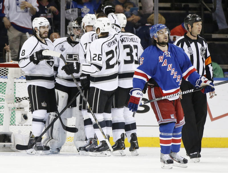 Stanley sweep? Rangers regroup after 0-3 start