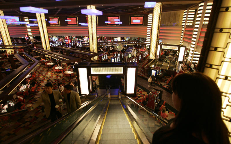 In Vegas, eye in the sky guards money, not guests