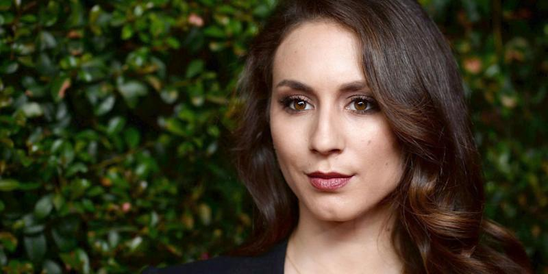 Troian Bellisario reveals she battled anorexia in PSA for Clinton