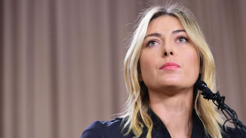 Sharapova to learn fate in first week of October