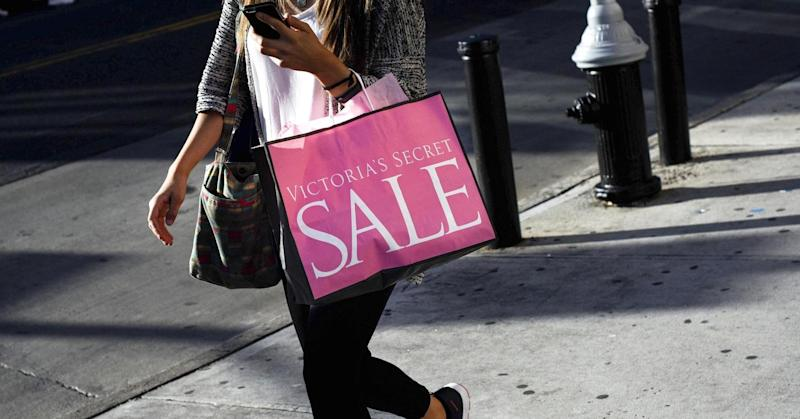Victoria's Secret sales down