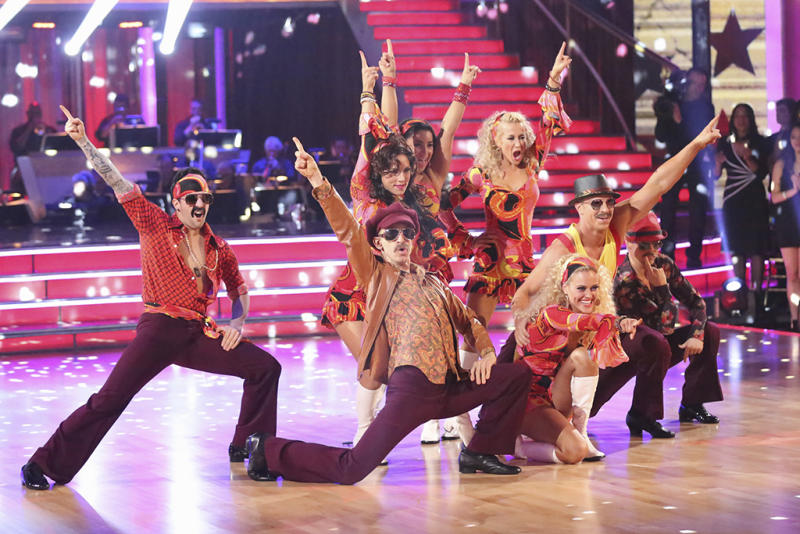 """""""Dancing with the Stars"""" (4/22/13)"""
