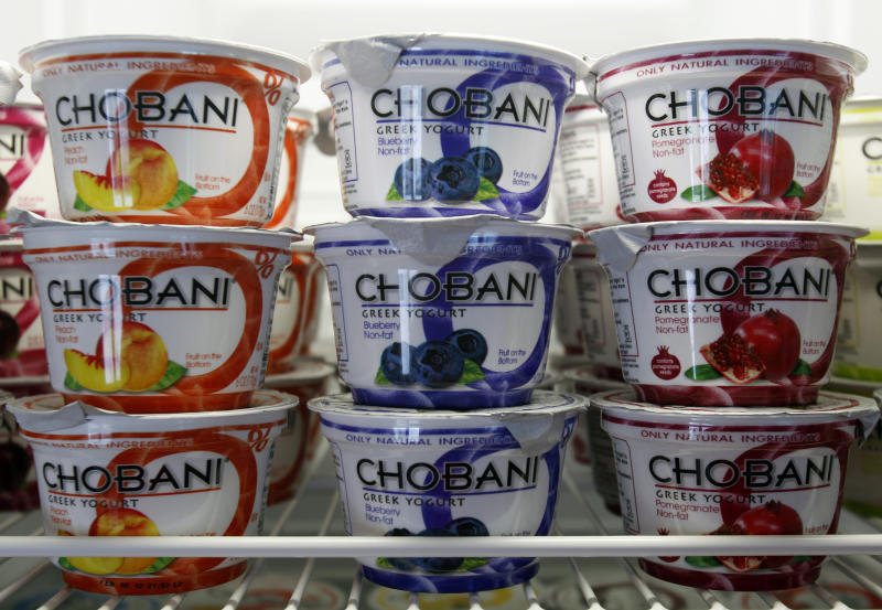 Yogurt production growing in NY but not cow herd