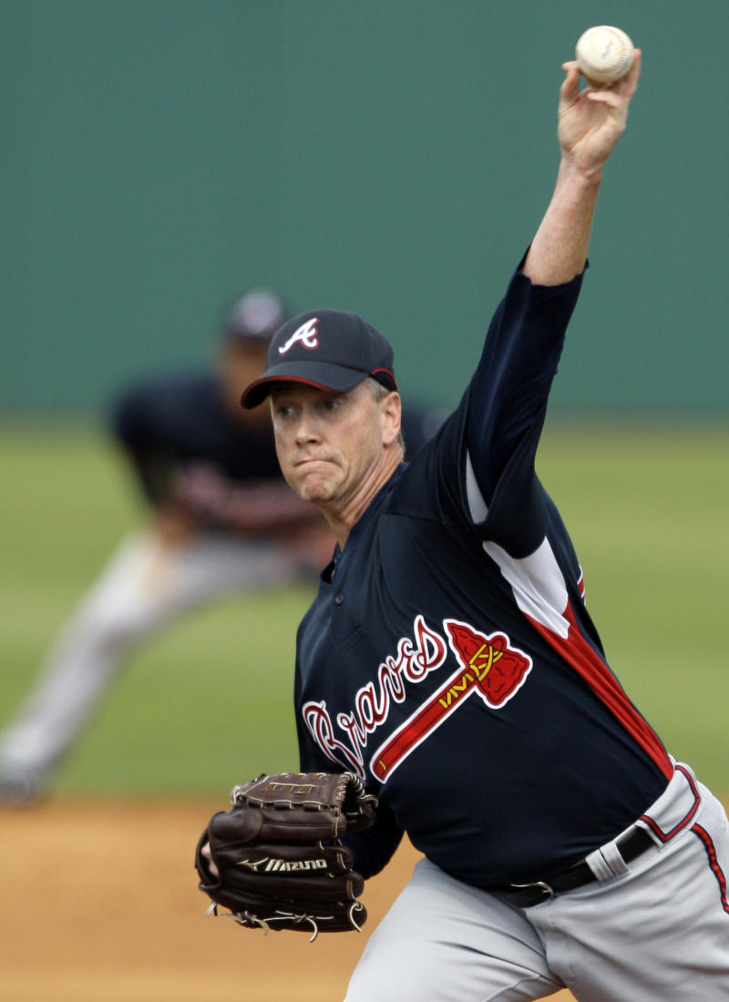 No taint: Maddux, Glavine, Thomas reach BB Hall