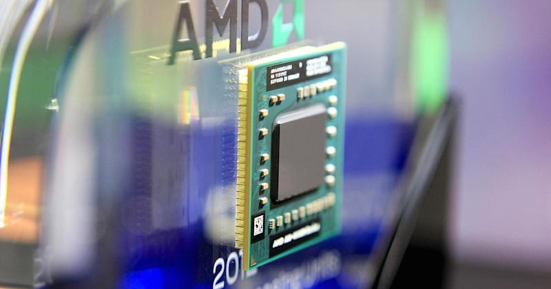 Advanced Micro Devices (AMD) Jumped After Narrower Than Expected Q4 Loss