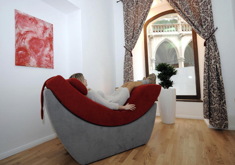 Tired in Vienna? Nap for a price at new studio