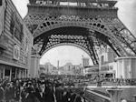 eiffel tower world fair exposition internationale 1889