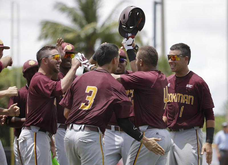 Bethune-Cookman holds off Columbia 6-5