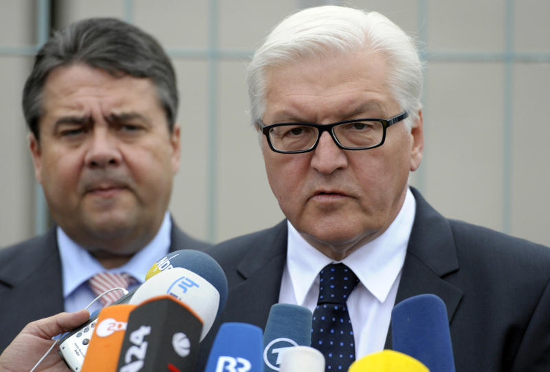 German govt, opposition reach deal on fiscal pact