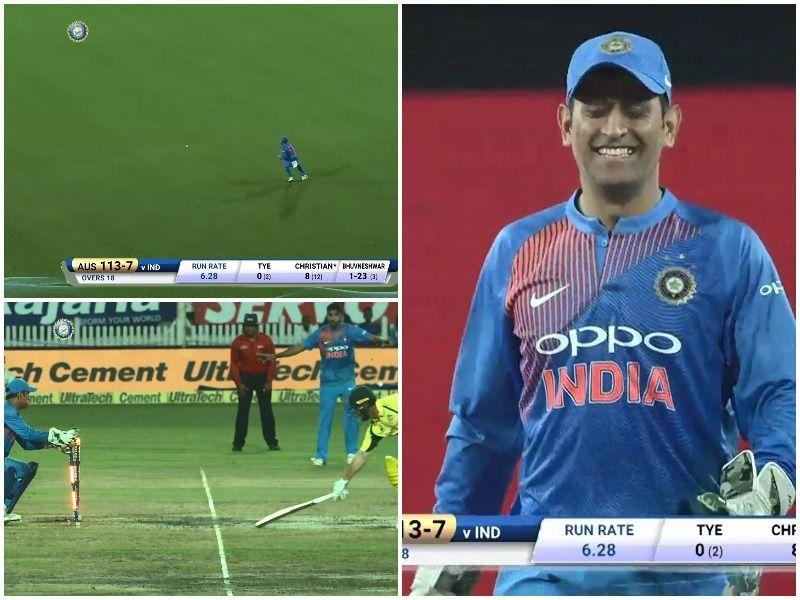 India beat Australia by 9 wickets in rain-curtailed 1st T20 match