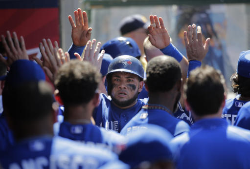 Pujols' 2-run HR lifts Angels over Blue Jays 8-7