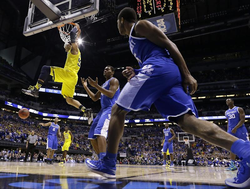 Michigan's defense comes up short against Kentucky