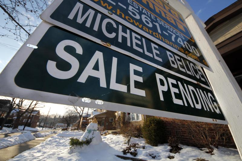 Tight inventory slows US pending home sales